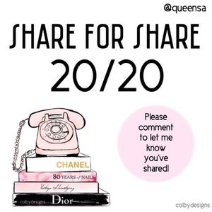 20/20 SHARE for SHARE